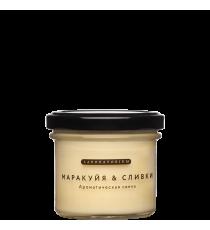 Ароматическая свеча Маракуйя и Сливки, 100мл, Laboratorium