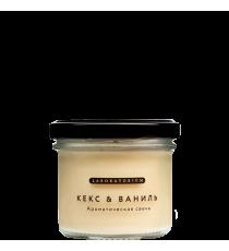 Ароматическая свеча Кекс и ваниль, 100мл, Laboratorium