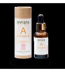 Сыворотка для лица с витамином А, 30мл, Levrana