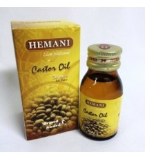 Касторовое масло, 30мл, Hemani