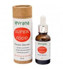 Сыворотка для лица SUPER FOOD, 30мл, Levrana