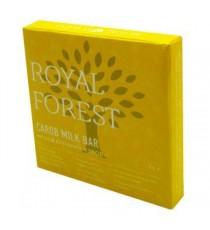 Шоколад Royal Forest Milk Bar (необжаренный кэроб) 75 г