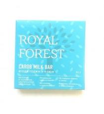 Шоколад Royal Forest Milk Bar (ягоды годжи  и изюм) 75 г