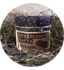Арахисовая паста Шоколадная 300г, Благодар