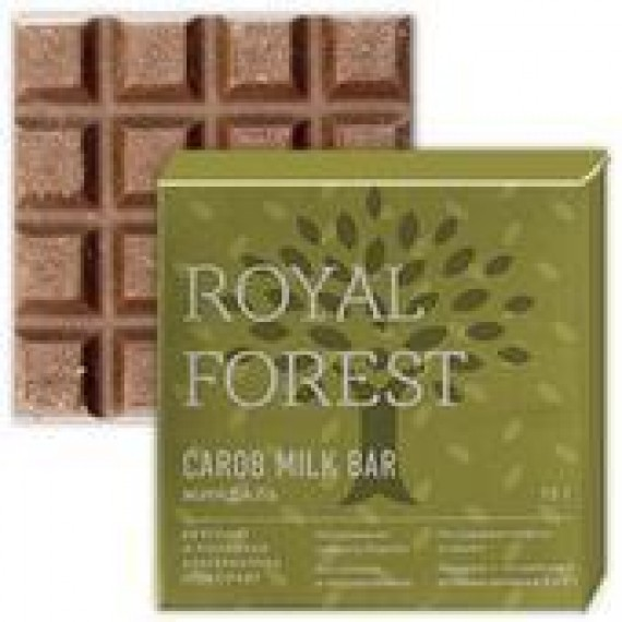 Шоколад Royal Forest Milk Bar (миндаль), 75 г