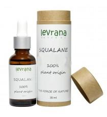 Сыворотка Squalane 100%, 30мл, levrana