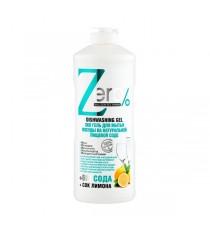 Эко-гель для мытья посуды на натуральной пищевой соде, 500мл