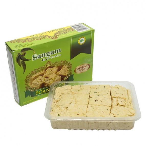 Халва индийская Соан Папди без сахара, 250г