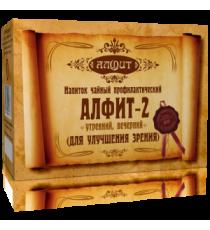 Фитосбор Алфит-2 Для улучшения зрения