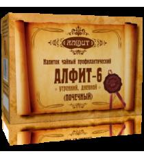 Фитосбор Алфит-6 Почечный
