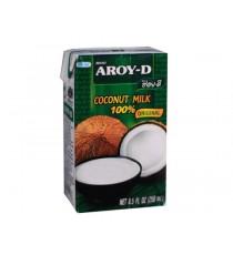 Молоко кокосовое 60%, 250мл, Aroy-D