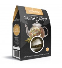 Чай Саган Дайля, 50г, Polezzno