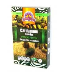 Зеленый кардамон молотый, 50 г
