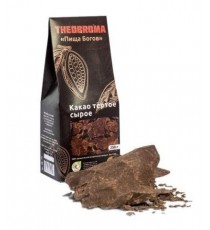 Какао-тертое сырое Пища Богов, 250г