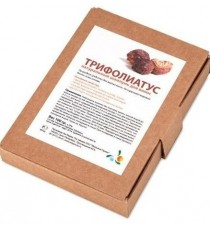 Трифолиатус, сухой шампунь для волос, 100 гр.