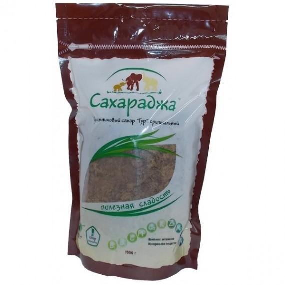 Сахар тростниковый Сахараджа, 450 г